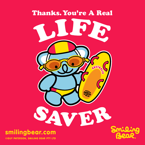 youre a lifesaver thank you | just b.CAUSE