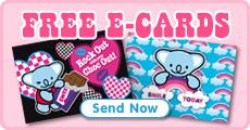 Send a FREE eCard Now